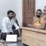 Swaiji Launched app